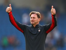 Ralph Hasenhuttl is happy but will not get carried away.  GOAL