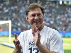 Hasenhuttl has signed a deal through until 2021. GOAL