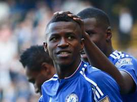 Ramires made the shock decision to leave the Blues for the Chinese side. Goal