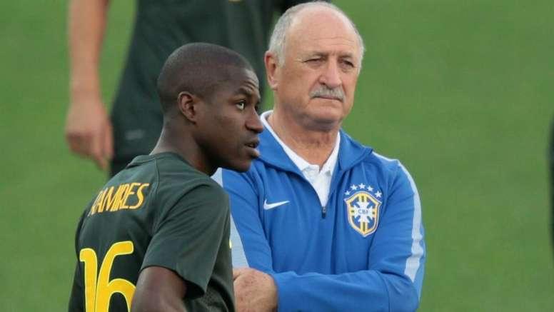 Ramires é o novo jogador do Palmeiras. Goal