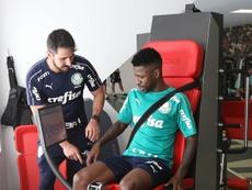 Ramires chega ao Palmeiras. Goal