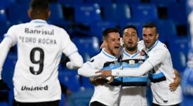 Ramiro Edilson Luan Godoy Cruz Gremio Libertadores 04072017