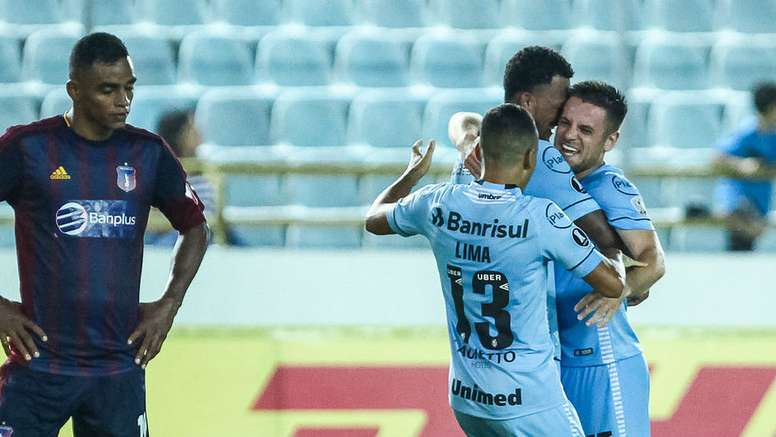Monagas 1x2 Grêmio: vaga nas oitavas da Libertadores garantida nos acréscimos!