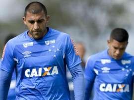 O argentino Ábila tem vindo a jogar cada vez menos na 'Raposa'. Goal