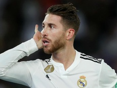 Ramos was targeted. GOAL