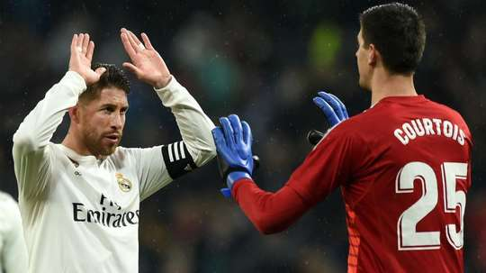 We needed to rediscover our best form - Ramos pleased for Real Madrid fans. Goal