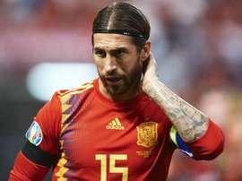 Moreno: Ramos will play til he's 40. GOAL