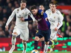 He had discomfort – Valverde explains Messi Clasico role.