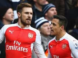 Ramsey warns of Sanchez threat
