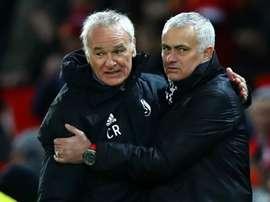 Mourinho is the heart of football, says Ranieri.
