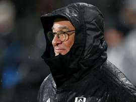 Ranieri is desperate for his floundering side to get a clean sheet. GOAL