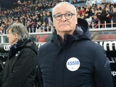 Ranieri predica calma. Goal