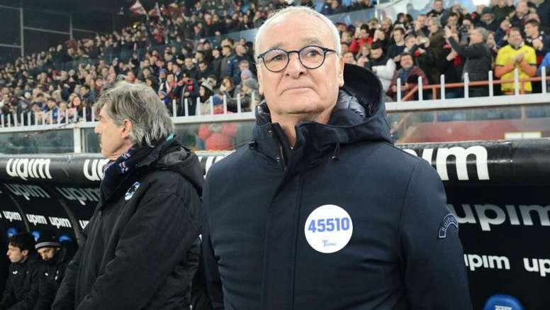 Ranieri è l'unico allenatore ad aver giocato i quattro grandi derby di Serie A. Goal
