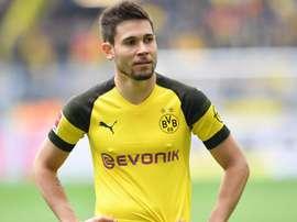 Raphaël Guerreiro a reçu une offre de prolongation de Dortmund. Goal