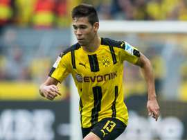 Rapahel Guerreiro will be out for up to four months. GOAL