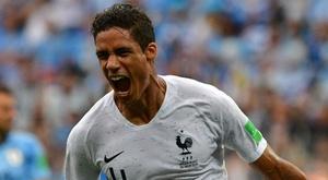 Mas já? Varane pensa em conquistar a Euro 2020 com a seleção francesa
