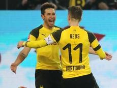 Guerreiro still in talks over extension with Dortmund. GOAL