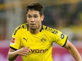 Dortmund secure Guerreiro extension until 2023. GOAL