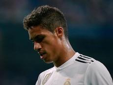 Varane and Madrid were defeated 3-0 by Eibar. GOAL