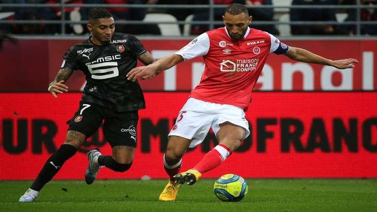 Reims l'emporte face à Rennes. Goal