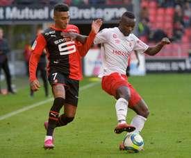 Stade Rennais, Raphinha ne voulait pas quitter le Sporting. AFP