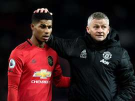 Rashford will be out for a while. GOAL