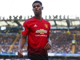 Mourinho has described Marcus Rashford as 'untouchable'. GOAL