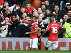 Rashford insisted that Liverpool was never an option for him. GOAL