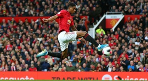 Rashford has scored 11 of his 31 PL goals against the Big Six. GOAL