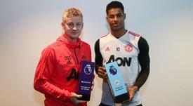 Rashford has been key to United's revival under Solskjaer. GOAL