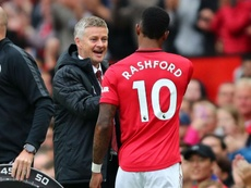 Solskjaer wants more from Rashford