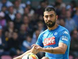 Albiol has committed himself to Napoli.