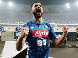 Napoli a Salisburgo con un 'pezzo' di Albiol. Goal