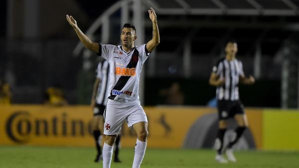 Prováveis onzes de Vasco e Ceará. Goal