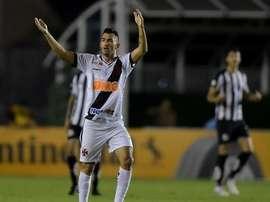 Prováveis escalações de Vasco e Corinthians. Goal