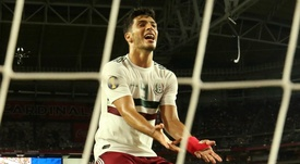 Mexico driven by fans' fervour, says Theiler. Goal