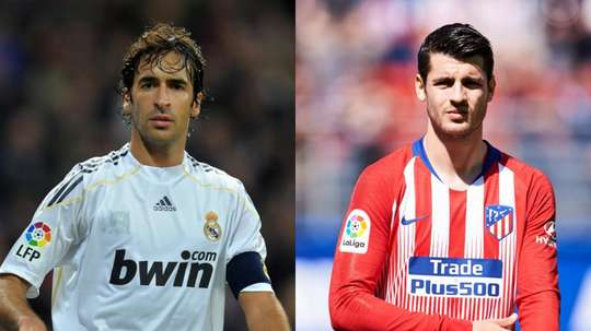 Llorente joins the list of players who have played for the two Madrid giants. GOAL