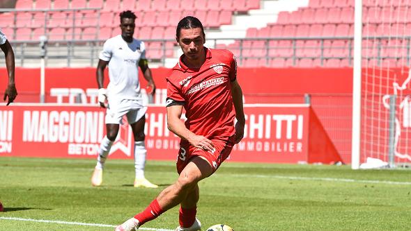 Dijon va prêter Rayan Philippe à Nancy (L2). Goal