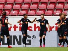 Un retour en grâce signé Werner. goal