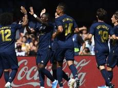 Prima vittoria stagionale per il Real Madrid. Goal