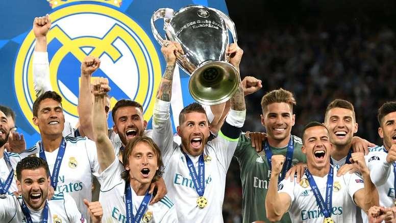 Resultado de imagem para REAL MADRID CHAMPIONS