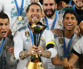 Real Madrid Club World Cup 2017. Goal