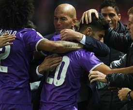 Real Madrid Copa del Rey 12012017