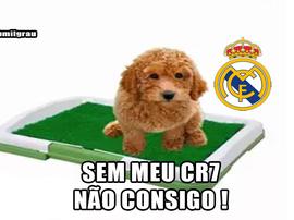 Confira os memes da derrota do Real na UCL para o PSG. GOAL