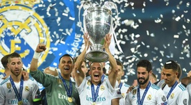 Real Madrid will try to defend their title for a fourth consecutive year. GOAL