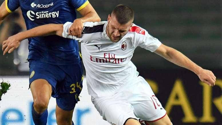 Milan, sorpresa Giampaolo: per il derby c'è Rebic. Goal