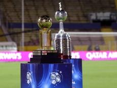 Conmebol adianta premiações e ajuda clubes durante crise do coronavírus. AFP