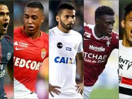Les joueurs à suivre cette saison en Ligue 1. Goal