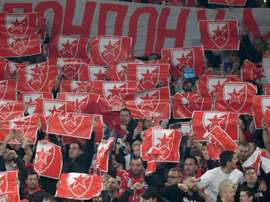 Red Star Belgrade have also been fined €30,000. GOAL