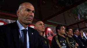 Zidane pressionado: é ganhar ou ganhar do Galatasaray na Champions. GOAL